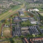 Bedrijventerrein Molenberg, Heerlen | Evilim Industriewater - Evilim Industriewater