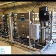 Nieuwe RO-installatie voor Sensus !   Evilim Industriewater - Evilim Industriewater